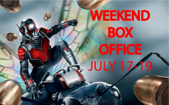 AntMan box office