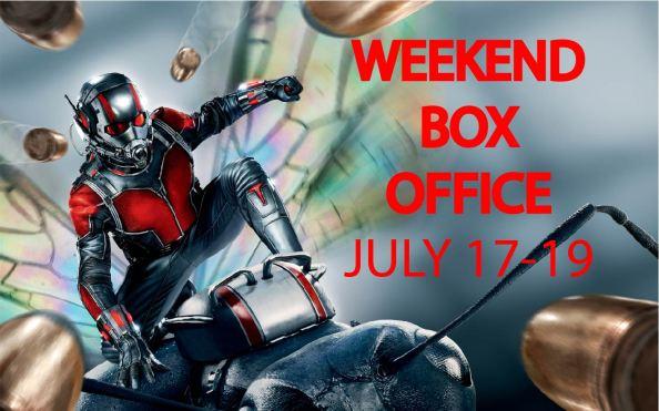AntMan box office