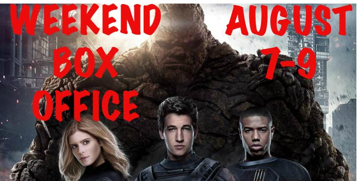 Weekend box office august 7 9 2015 everything movie reviews - Box office hits this weekend ...