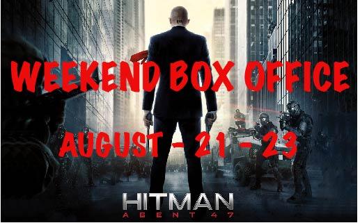 hitmanweekendboxoffice