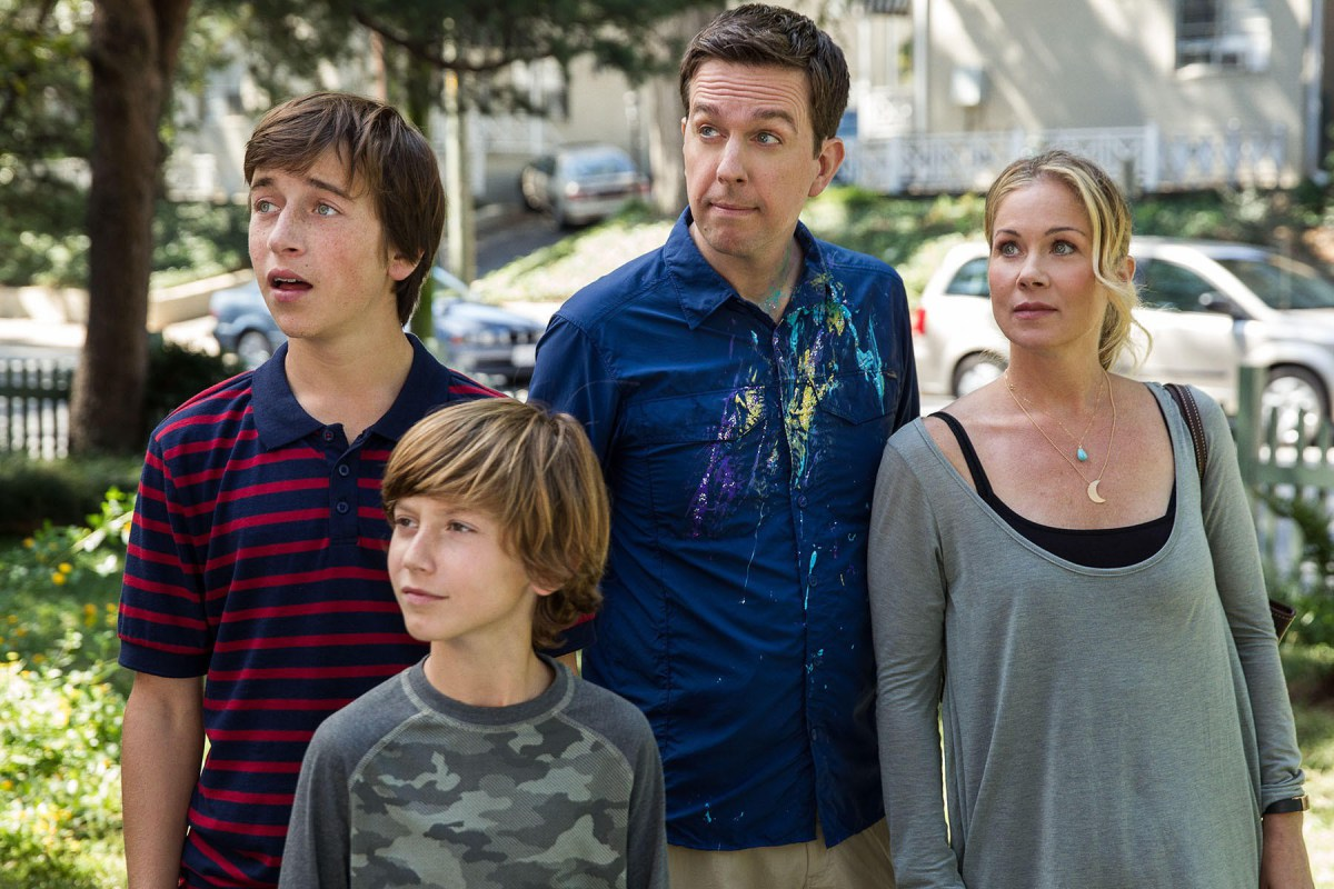 Movie Review: VACATION (2015) – Ed Helms – Bottom of the ...