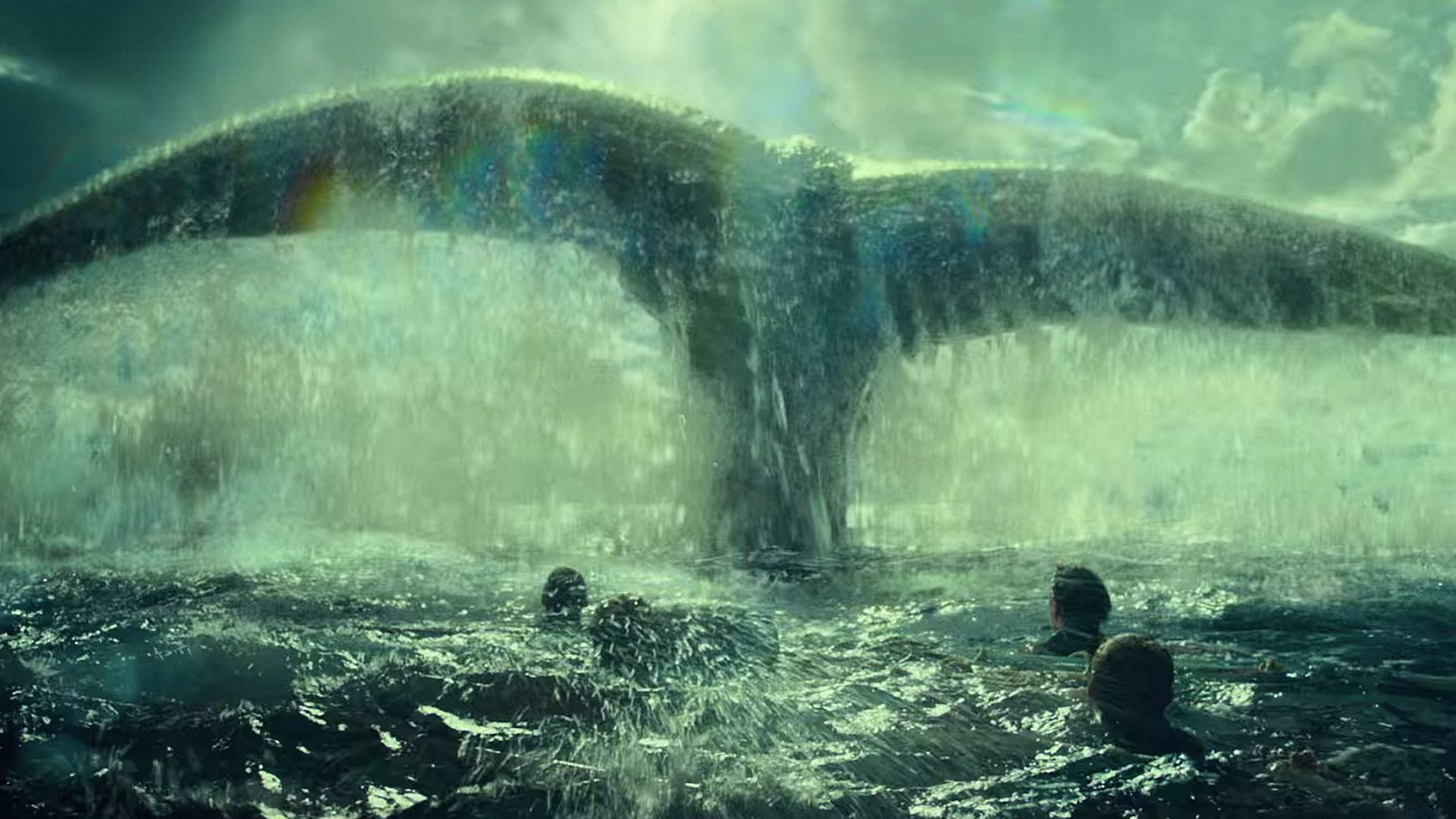 Movie Review In The Heart Of The Sea 2015 Chris Hemsworth Action Adventure Everything Movie Reviews