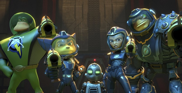 Qwark,_Ratchet,_Clank,_Cora_and_Brax_pointing_their_gun's-Highres_copy.png