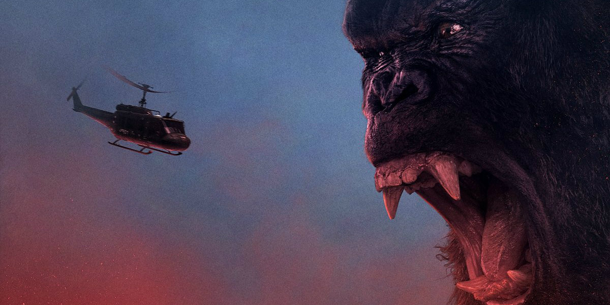 Kong Skull Island 2017 Movie Review Kong Is King Everything Movie Reviews