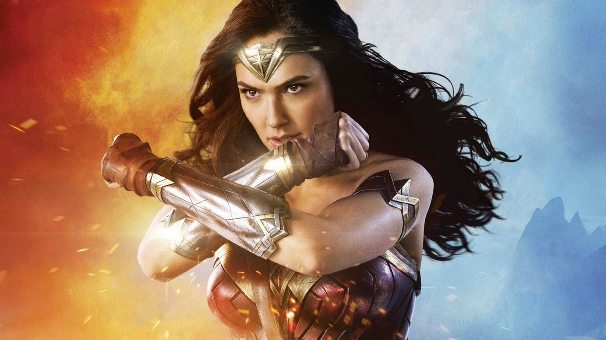 Wonder Woman 2017 Movie Review Gal Gadot Once Again Slays As Wonder Woman Everything Movie Reviews
