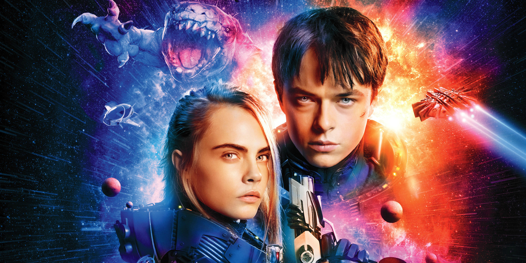 Valerian And The City Of A Thousand Planets 2017 Movie Review An Incredible Film Until Valerian Appears Everything Movie Reviews