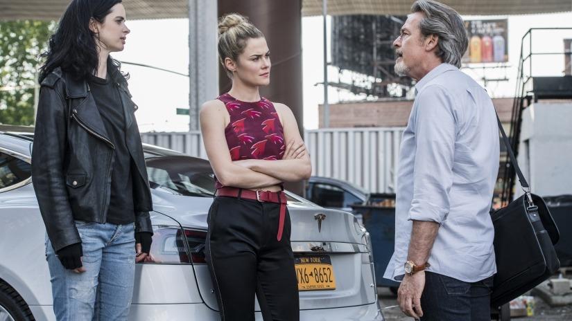 Jessica Jones Season 2 2018 Tv Review A Serious Villain Problem