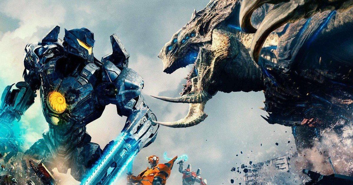 Pacific Rim Uprising 2018 Movie Review Doesn T Even Live Up To The Average First Film Everything Movie Reviews