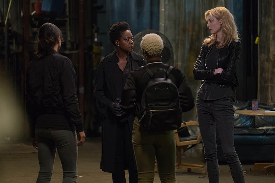 WIDOWS (2018) has some great ideas but poor execution – Everything ...