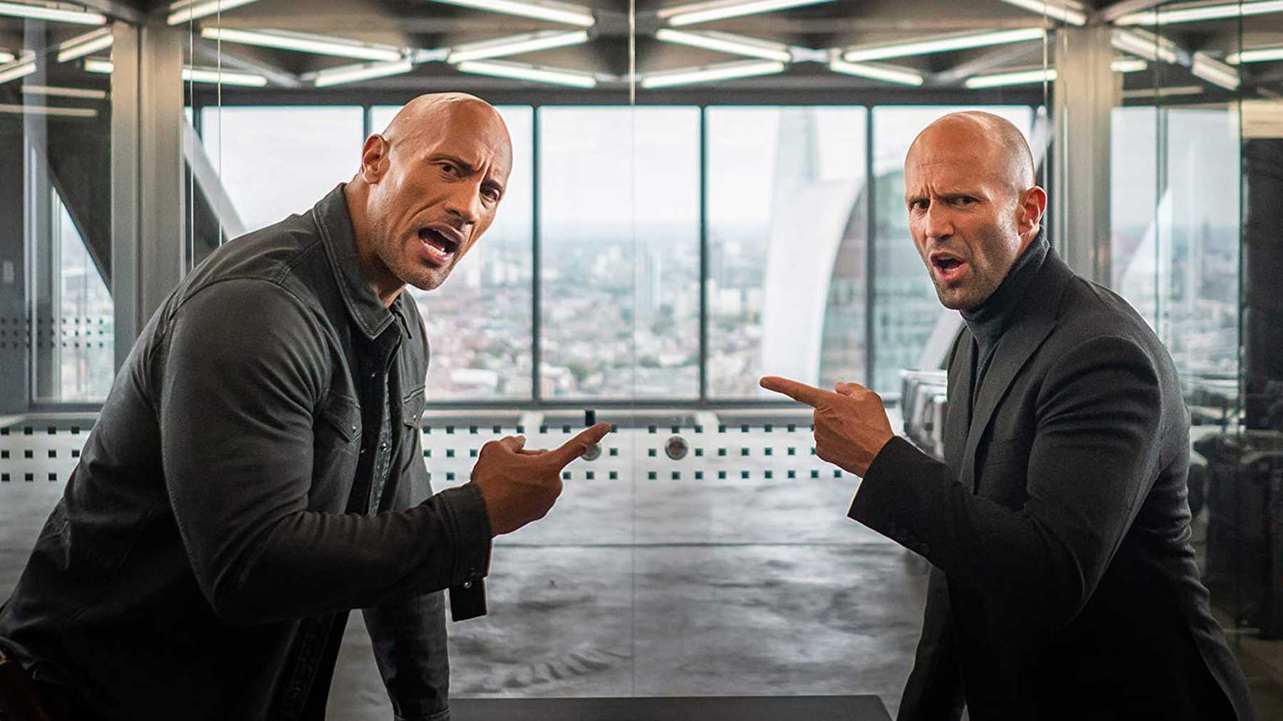 Fast Furious Presents Hobbs Shaw 2019 Is A Dumb And Fun Spinoff As Expected Everything Movie Reviews